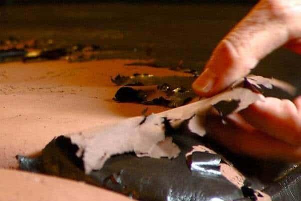 kulit palsu terkelupas bikin nyesel beli