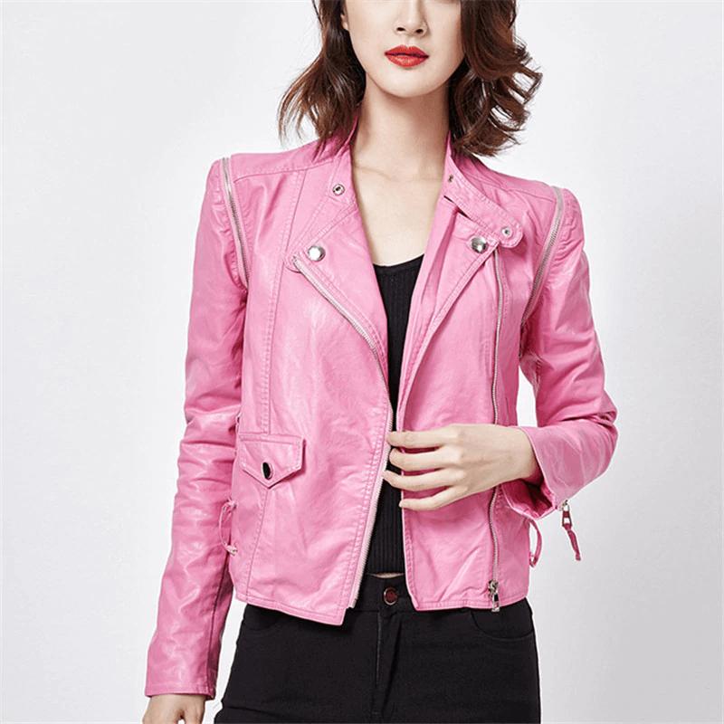700 Koleksi Model Jaket Wanita Bahan Parasut Gratis Terbaik