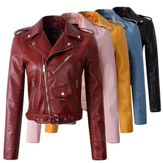 warna jaket kulit