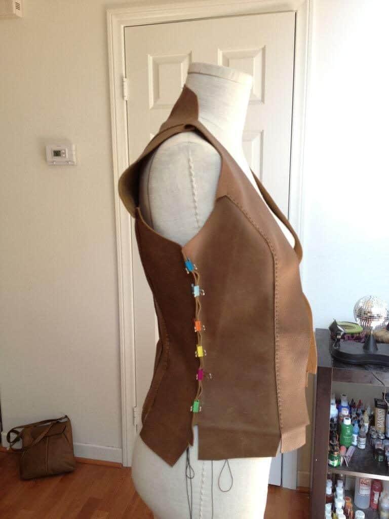 Bikin Jaket Kulit, Cara Produsen dan Konveksi Membuat Jaket Kulit