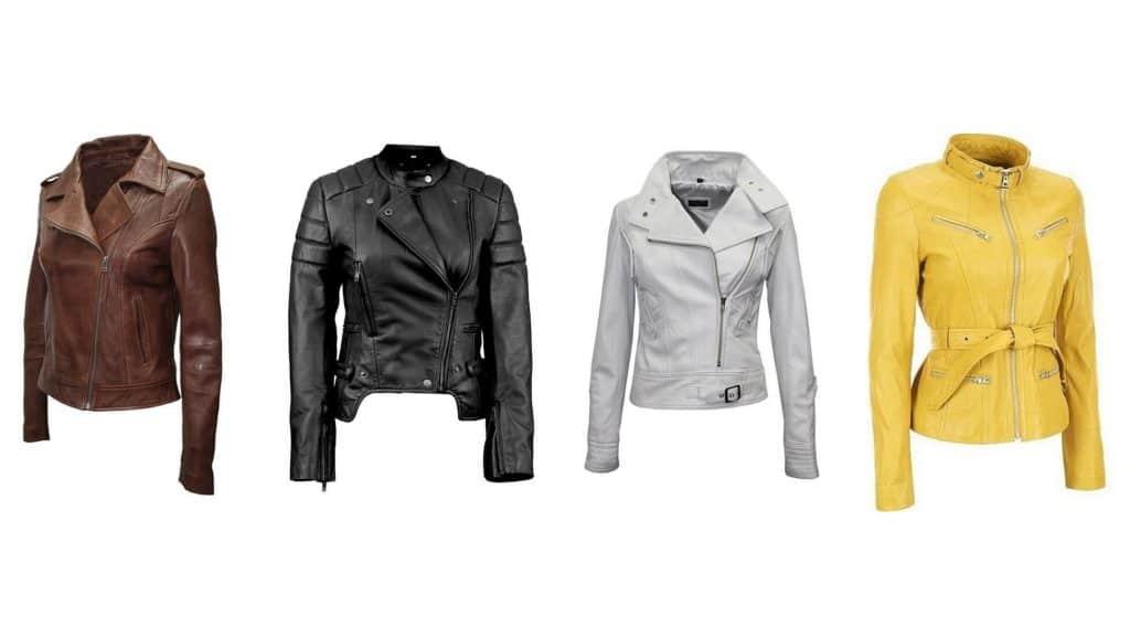 harga jaket kulit wanita