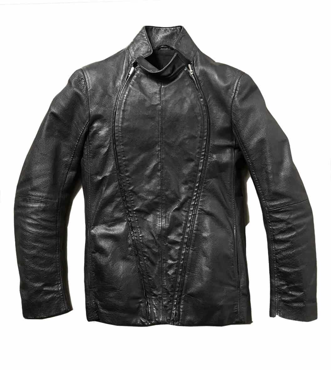 jaket kulit model pakaian pemain anggar