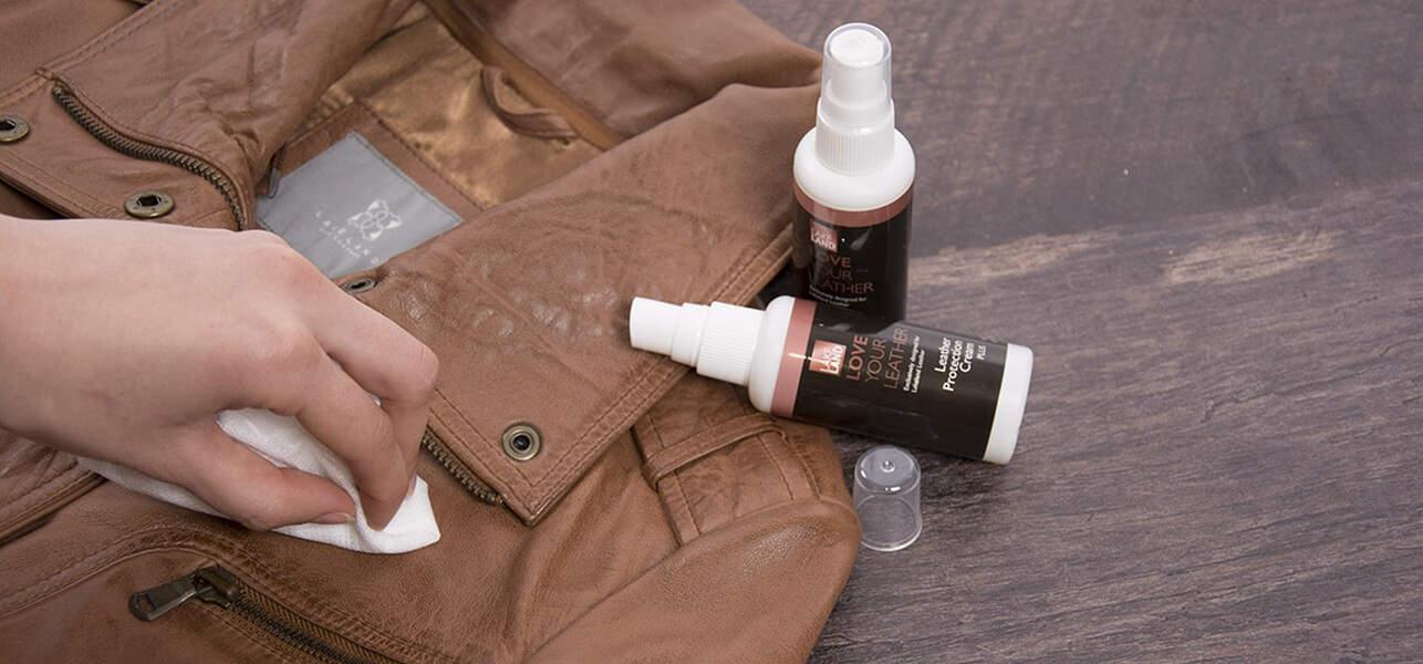 Lotion Jaket Kulit, Produk Perawatan Jaket Kulit +Saran & Larangan