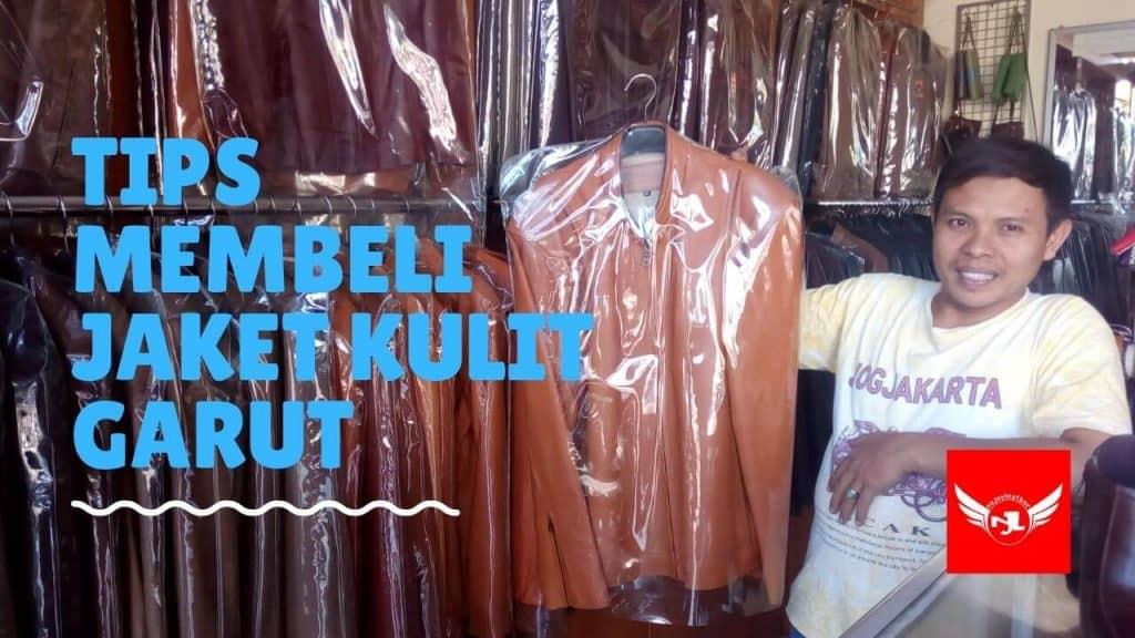 Tips membeli jaket kulit asli Garut