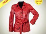 Jaket Kulit Wanita Model dan Style Terbaru Asli Garut Murah